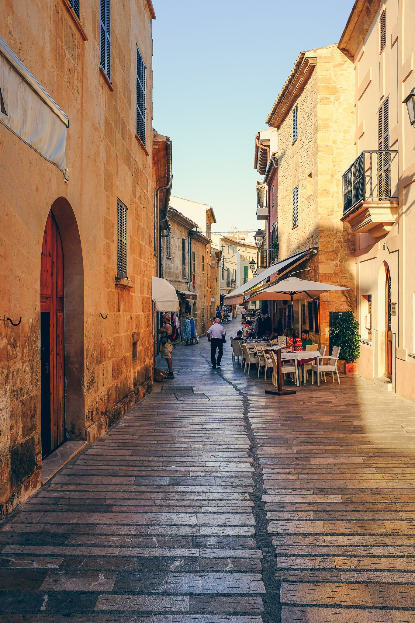 Streets of Alcudia
